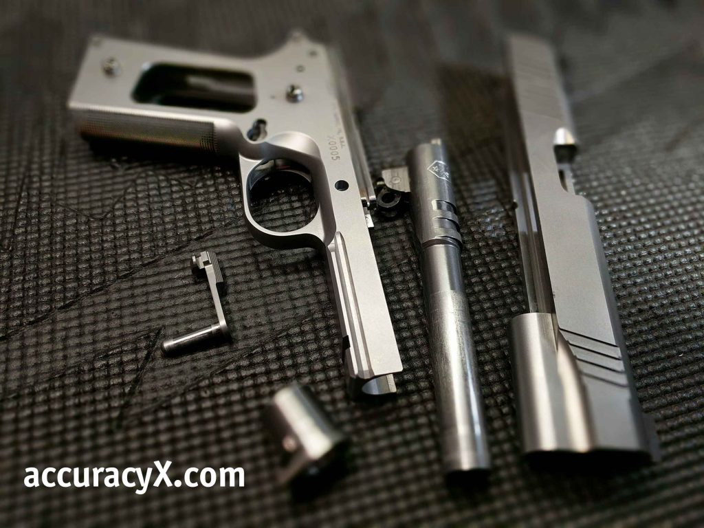 Custom 1911 Breakdown 2