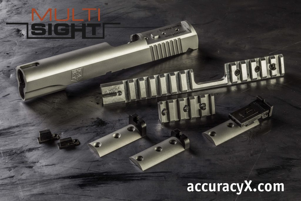 Accuracy X Multi-Sight