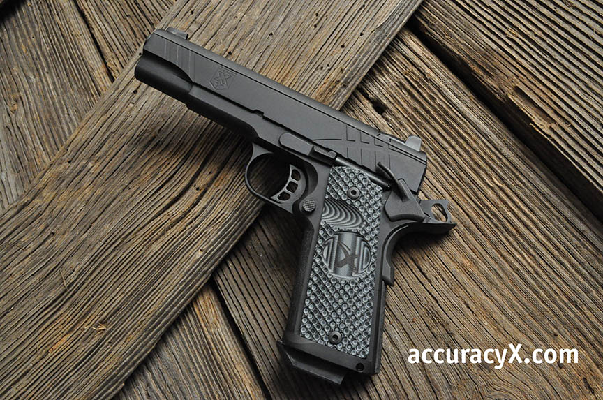 best competition handgun pistol