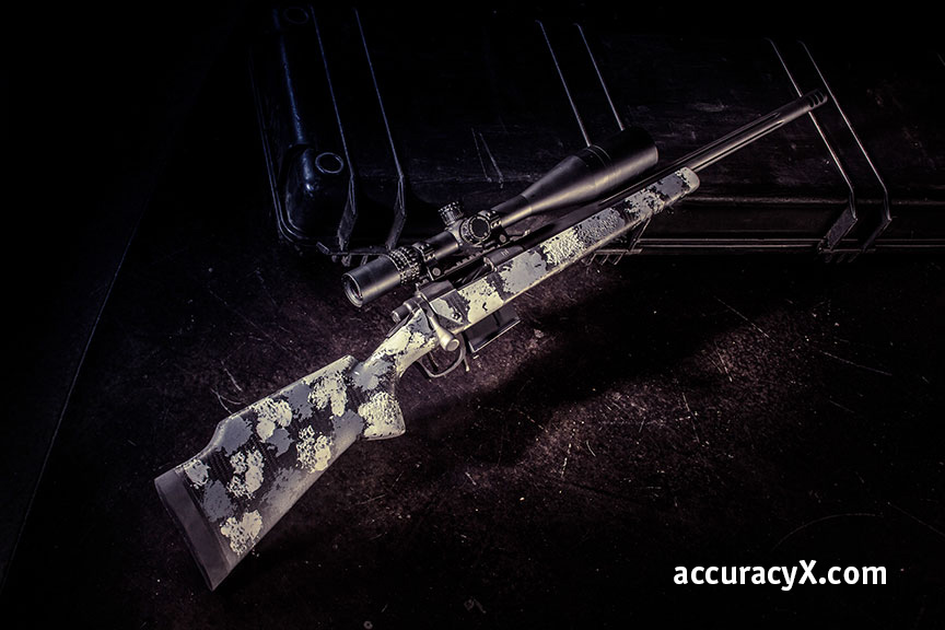 custom x rifle 2 picture